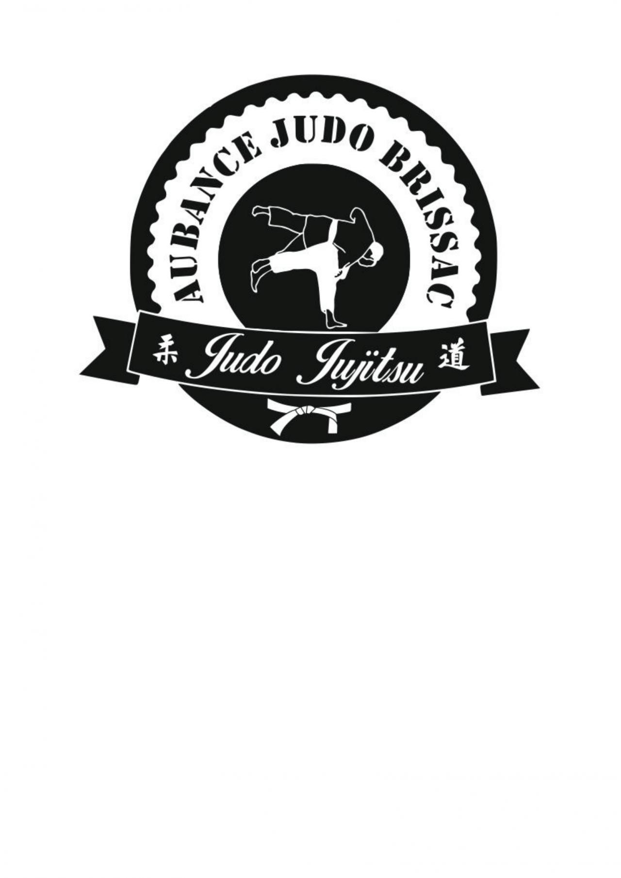 Logo AUBANCE JUDO BRISSAC